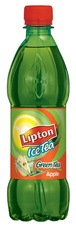 Lipton Green Tea Apple 0,5 l