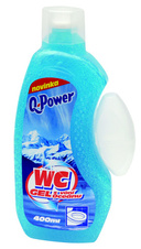 Q Power WC gel 400 ml oceán