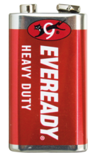 Baterie 9V Eveready
