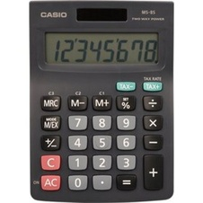Kalkulačka Casio MS 8 S