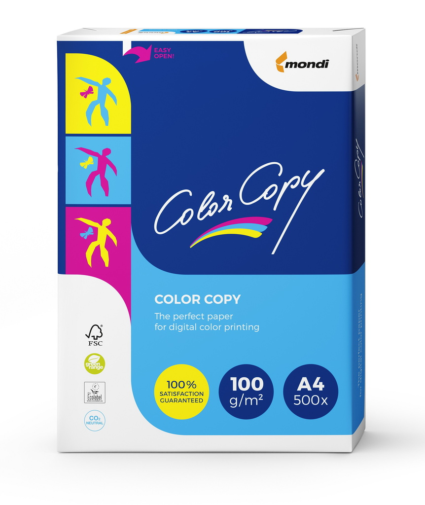 Color Copy A4 100g 500 listů
