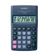 Kalkulačka Casio HL 815 L BK/WE